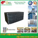 Best Power Plant CFB Boiler Economizer Tubes / Economizer Heat Exchanger wholesale
