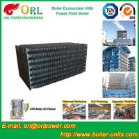 Best Power Plant CFB Boiler Economizer Tubes / Economizer Heat Exchanger wholesale