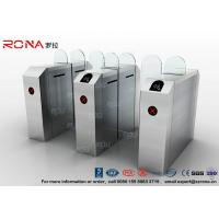Best Barcode Cargo Door Waist Height Turnstiles Turnstile Barrier Gate Electric Access Control Turnstile With CE approved wholesale