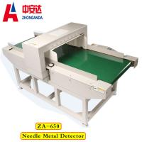 Best Food Broken Needle Detector Machine , Apparel Industry Needle Inspection Machine wholesale