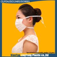 Best High quality disposable non-woven face mask 3ply,tie on,different color wholesale