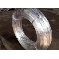 Best Soft Hot Dipped Galvanized Wire Used In Producing Kinds Of Wire Mesh wholesale
