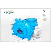 Best Horizontal Centrifugal Heavy Duty Slurry Pump SH / 100D 4 inch 65Kw wholesale