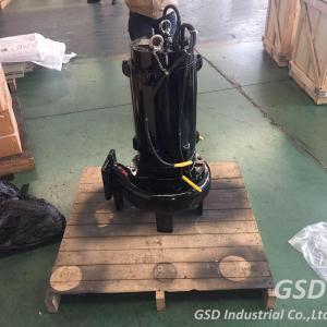 Quality Low Pressure Submersible Sewage Pump , Non Clog Drainage Submersible Pump wholesale