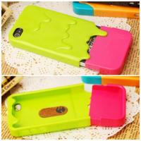 Best Mobile phone accessories case for iPhone 4/4s mobile flip cover wholesale