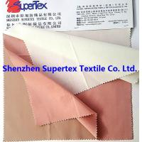 Best Combed 100GSM 40S Custom Cotton Fabric Solid 145CM Cotton Poplin Fabric wholesale