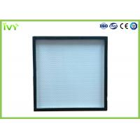China H13 H14 High Efficiency Hepa Filter Sturdy Construction For HVAC System on sale