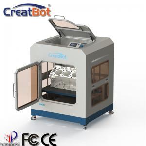 Cheap Multicolor PEEK 3D Printer 600*600*600mm Build Volume With Huge Build Volume for sale