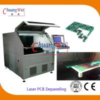 Buy cheap PCB Laser Cutting Machine PCB Depaneling with ±20 μm Precision for FR4 PCB Boards from wholesalers