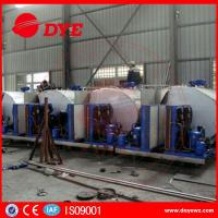 Best Sus304 1000 Liter Milk Cooling Tank Refrigeration Compressor ISO9001 wholesale