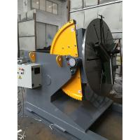 Buy cheap Welding Positioner Turning Table Use 500 Diameter Welding Chuck , Loading from wholesalers