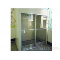Best Steel Structure Chemical Walk In Fume Hood Safety With CAV Exhaust System wholesale