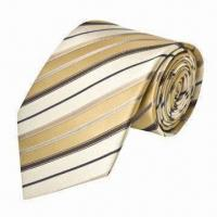 Best Fashion Tie, Made of 100% silk, Small and Trial Orders are Welcome wholesale