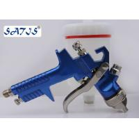 Best 827 HVLP Spray Guns For Repairing Auto Car Protection Furniture Painting Blue Gun Body wholesale