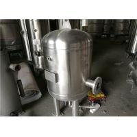 Best Titanium Clad Heater Stainless Steel Air Receiver Tank With X - Ray Inspection wholesale