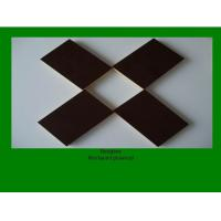 Best 21 mm brown film faced plywood with WBP glue wholesale