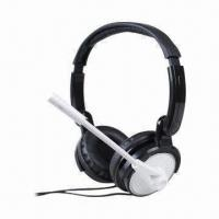 Best PC Wired Headphone with 20Hz to 20kHz Frequency Response, 20mW Rated Power and 3.5mm Stereo Plug wholesale