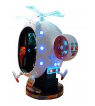 Best Coin Operated Amusement Kiddie Rides , 3D Game Kids Amusement Rides wholesale
