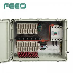 Best combiner box Pv Solar Power DC Combiner Box 1500V With 6 Strings wholesale