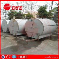 Best Large Milk Transport Tank For Milk Processing Factory And MCP wholesale