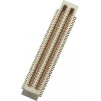 Best 0.5mm 2*50P SMT Board to Board Connector with post Phosphor PA9T Bronze Gold Flash wholesale