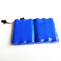 Best 18650 2200mAh 12v Lithium Ion Battery Pack For Digital Products wholesale