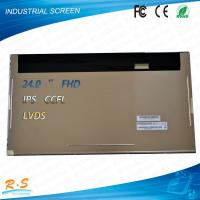 Best AUO M240HW02 V1 24 inch TFT-LCD Panel 1920x1080 FHD  LVDS interface wholesale
