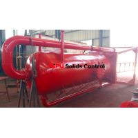 Best Aipu solids control APMGS mud gas separator for sale used in fluids system wholesale