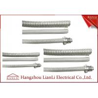 "Best Heavy Duty High Temp Flexible Electrical Conduit PVC Coated With 1/2"" to 4"" Size wholesale"
