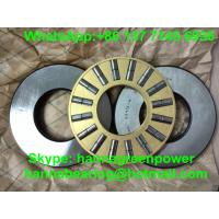 Best 89438M Brass Cage Cylindrical Thrust Roller Bearing , Heavy Duty Thrust Bearing wholesale