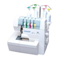 Best 4- Thread Household Overlock Sewing Machine FX854 wholesale