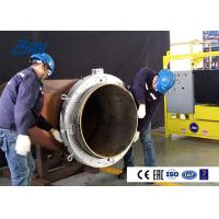 """Best Hydraulic Portable Pipe Cutting and Beveling Machine 48"""" - 60"""" Processing Range wholesale"""