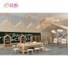 Best Unique child care centre wooden furniture design for preschool nursery school wholesale