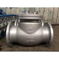 "Quality Check Valve Flanged 300 Lbs RF STL 13Cr Trim BB Swing Dia 3"" Mat ASTM A 216 Grade WCB wholesale"