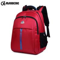 Best Red Business Backpack Women Use , Lightweight Stylish Laptop Backpack wholesale