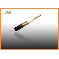 """RF 7/8"""" Coupling mode Leaky Coax Cable, RF Leaky Feeder Cable for Tunnel Subway Antenna System"""