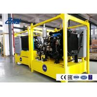 Best Light Weight Diesel Driven Hydraulic Power Pack With Step Less Speed Control System wholesale