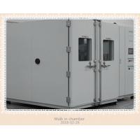 China 45CBM Walk In Stability Climatic Test Chamber  Air Circulation Environmental For Vehicle on sale