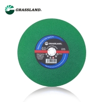 Best MPA Metal 355mm 14 Inch Resin Green Cutting Disc wholesale