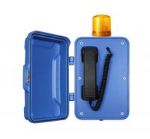Best Railway Platform Industrial Weatherproof Telephone 2 Years Warranty wholesale
