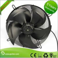 Best Equipment Cooling AC Industrial Exhaust Fans With Metal Impeller High Speed wholesale