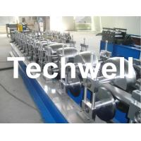 Best 80mm, 100mm Or 120mm Custom Round Downspout Roll Forming Machine for Rainwater Downpipe wholesale