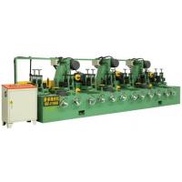 Best Automated Stainless Steel Pipe Making Machine High Frequency Tube Welding Machine wholesale