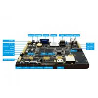 Best Android 4.4 Mini Computer Board HDMI Out Mini PCIE UART Interface Resolution 1920x1080P wholesale