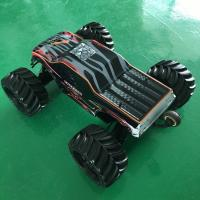 Buy cheap Durable Electric Brushless RC Car With High Torque 15KG Metal Gear Steering from wholesalers