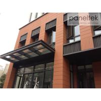 Best Composite Terracotta Ventilated Facade Materials For Building Façade Systems wholesale