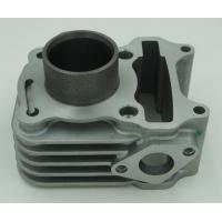 Cheap 50cc Motorcycle Cylinder Block For SYE Taiwan Sanyang , Aluminum Alloy Cylinder for sale