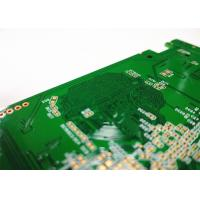 Buy cheap Two Layers Automotive PCB Lead Free FR4 Tg170 1OZ Copper White Silkscreen from wholesalers