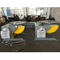 Best Digital Display Electric Tilting Rotary Welding Positioners For Automatic Pipe Welding wholesale
