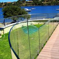 Best High-Quality Best Prices of Balcony Stainless Steel Terrace Railing Designs wholesale